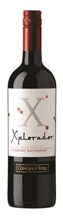 Xplorador Cabernet Sauvignon 2015 750ml - Case of 12